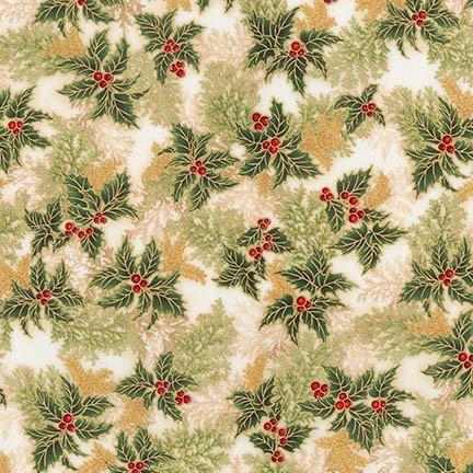 Holiday Flourish 11 - Holly - Holiday