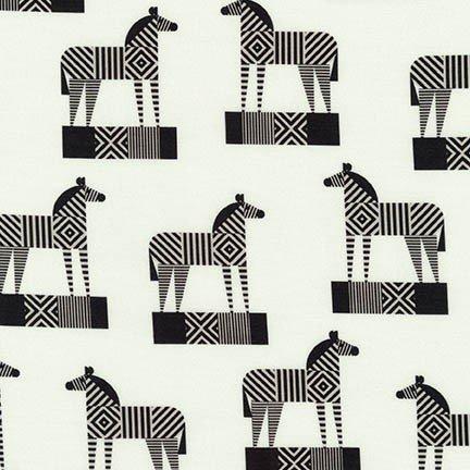 Geo Zoo - Zebras