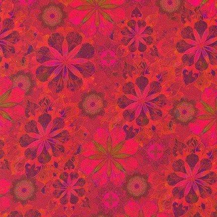 Venice Wide Sateen - 20452 - Red (108 Wide)