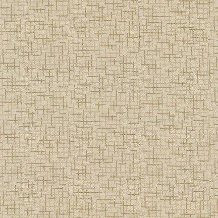 Microlife Textures - 17173 - Natural (Remnant: 2 yds)