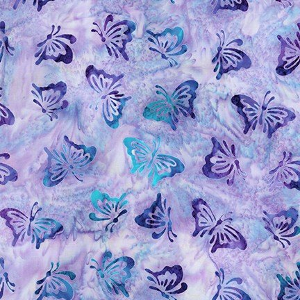 Butterfly Blooms - 18955 - Lavender