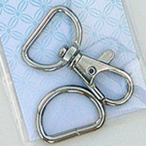 3/4 Swivel Hook and D Ring