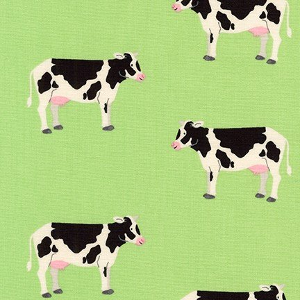 What Do the Animals Say - Cows - Green