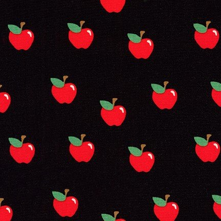 What Do the Animals Say - Apples - Black