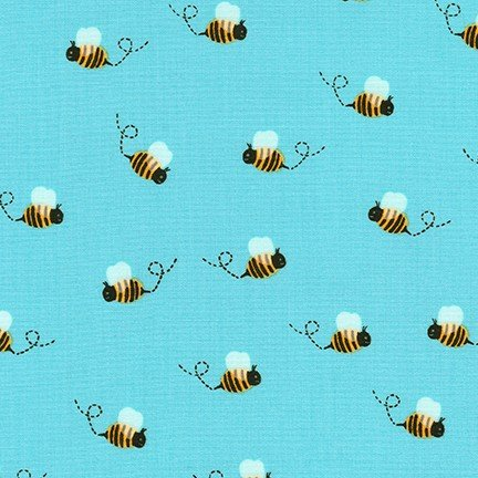 What Do the Animals Say - Bees - Blue