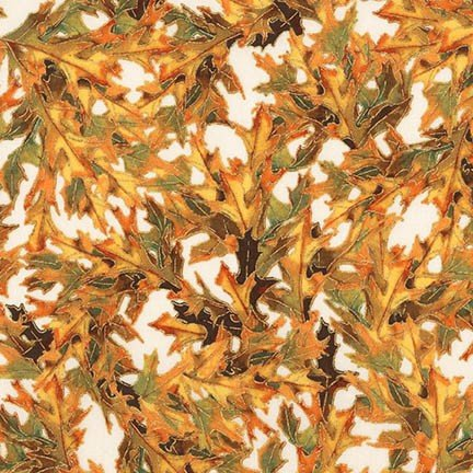 Shades of the Season 11 - Leaves - Harvest (Remnant: 1-7/8 yds)