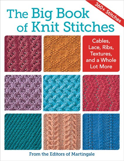 Big Book of Knit Stitches