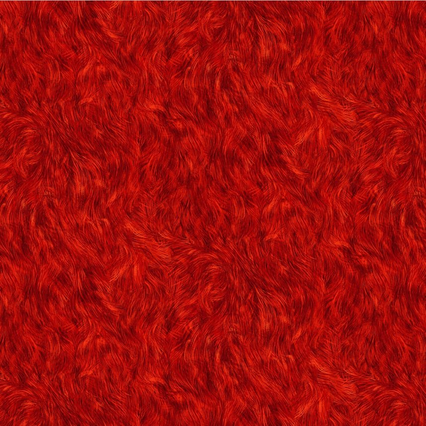 Breeze - Wavy Tonal - Red