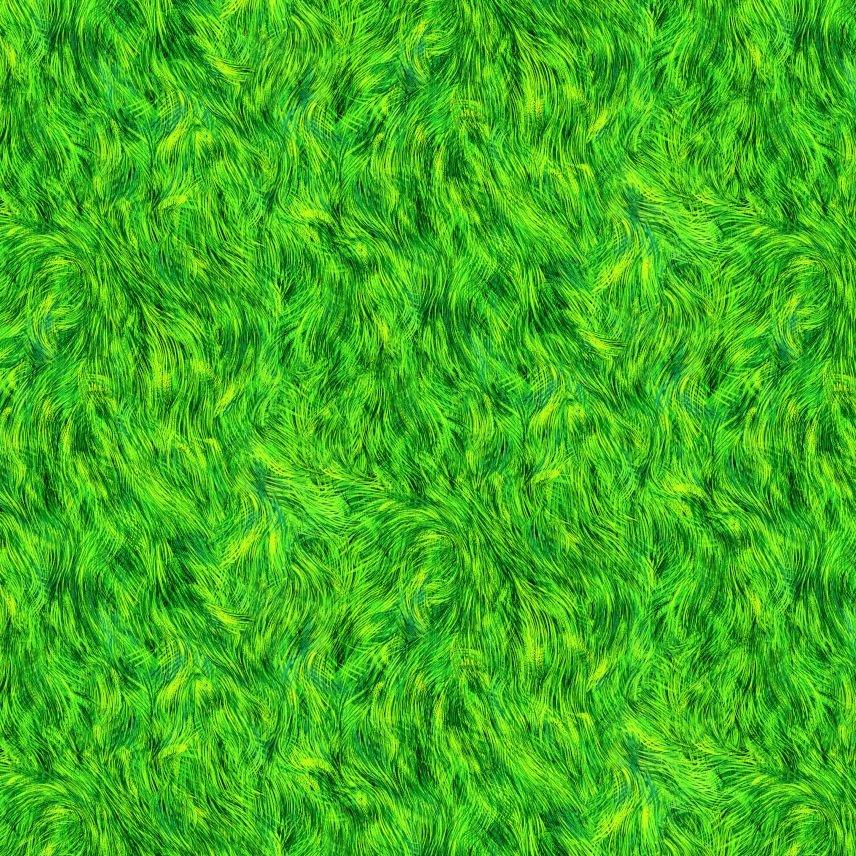Breeze - Wavy Tonal - Grass Green