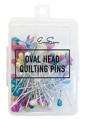 Eversewn Oval Head Pins - 5.5cm (144 ct)
