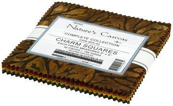 Nature's Canvas Charm Squares (42 pcs)