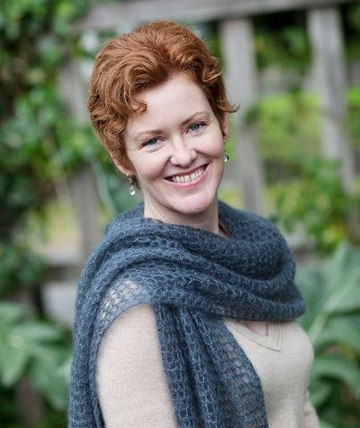 Kelly's Frothy Crocheted Scarf & Wrap