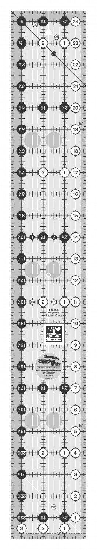 Creative Grids 3.5 x 24.5 Ruler
