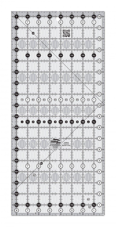 Creative Grids 8.5 x 18.5 Ruler