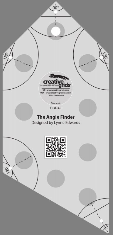Creative Grids Angle Finder