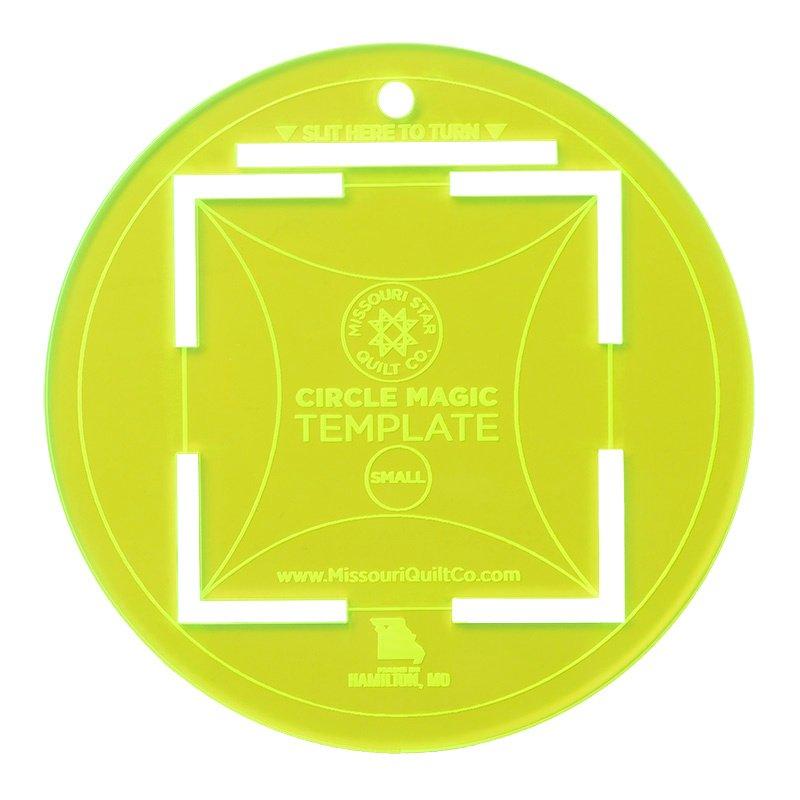 Circle Magic Template - Small