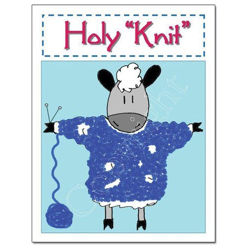 Knit Card Series - Holy Knit