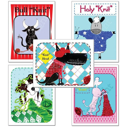 Knit Card Series Box Set