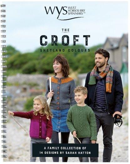 The Croft Shetland Colours Pattern Book