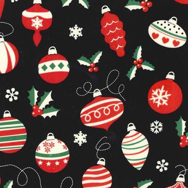 Festive Balls - Santa