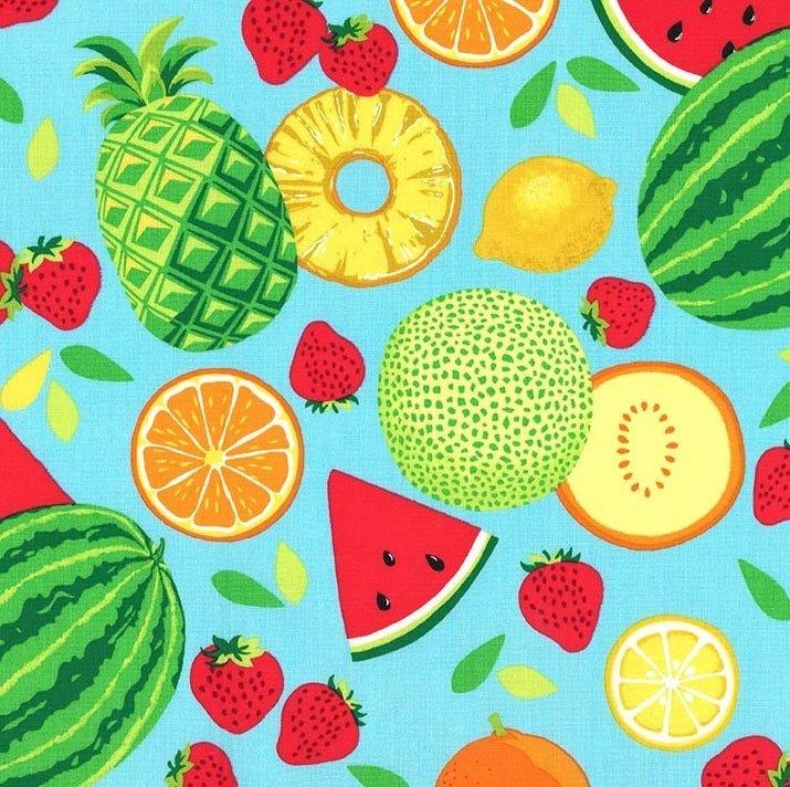 Sew Fruity - Fruit Toss - Punch