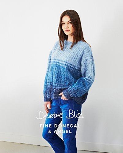 Fine Donegal & Angel - Tonal Stripe Sweater