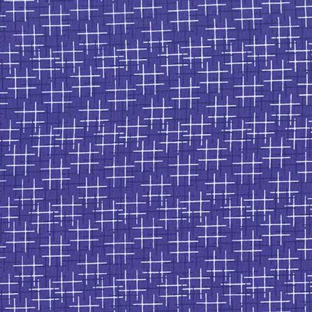 Hello - Hashtag Texture - Violet