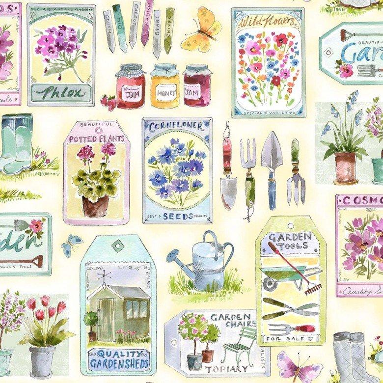 In the Garden - Gardening Essentials - Cream