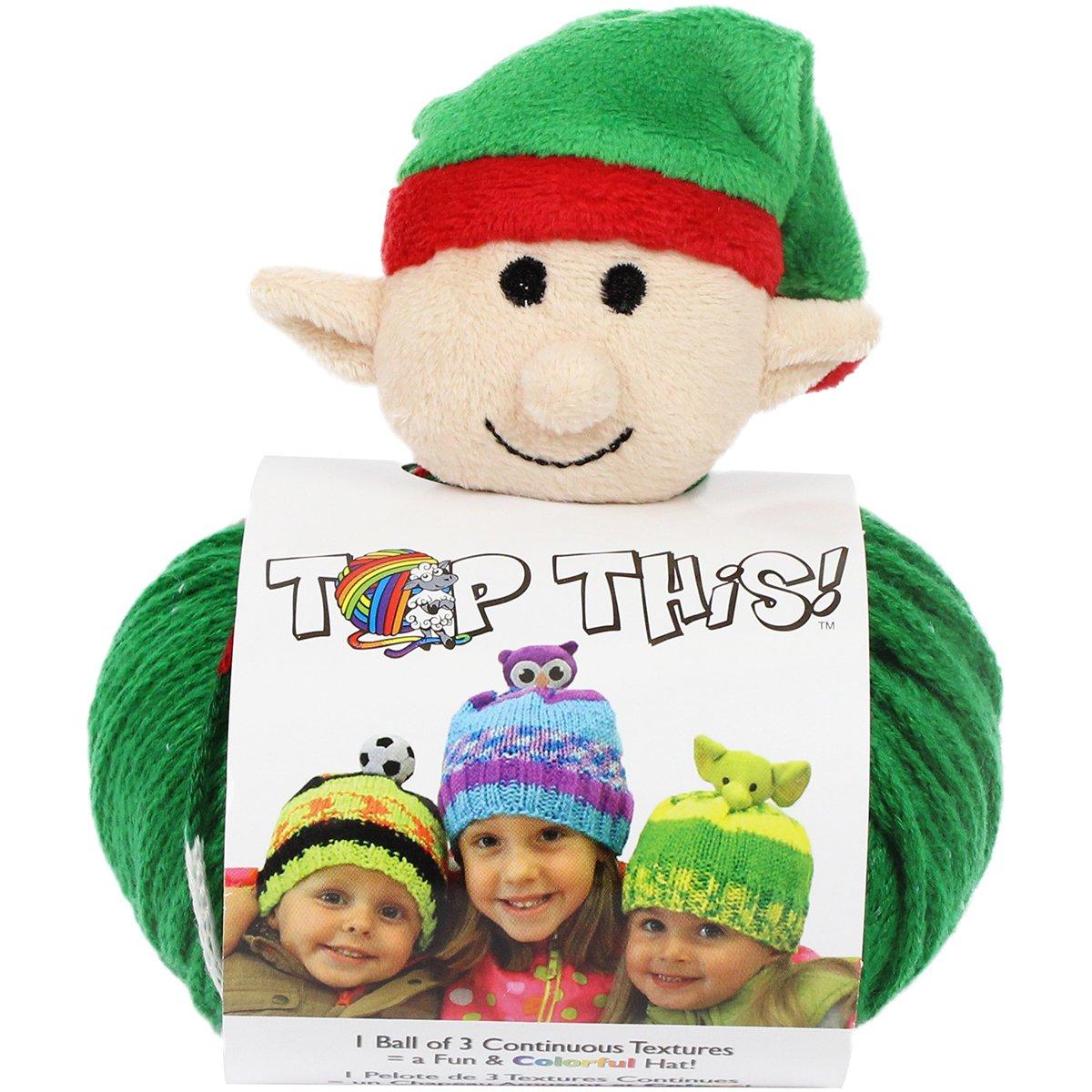 Top This! Elf Yarn Kit