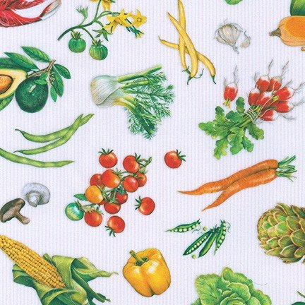 Down on the Farm - Tossed Vegetables