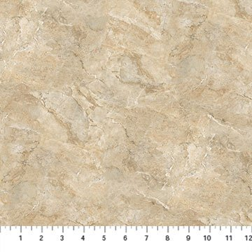 Covent Garden - Marble - Cream (Remnant: 1-3/4 yds)