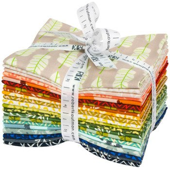 Adventure Fat Quarter Stack (21 pcs)