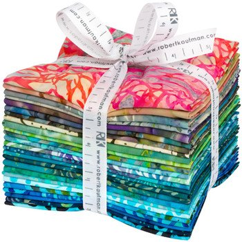 Coral Reef Fat Quarter Bundle (25 pcs)