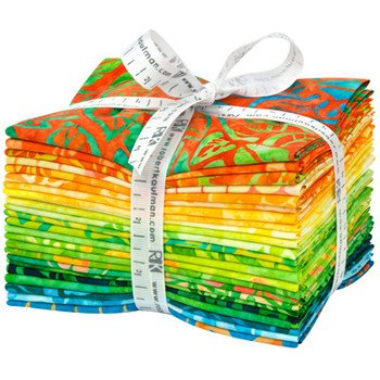 Summer Zest Fat Quarter Bundle (24 pcs)