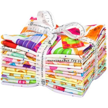 Sweet Tooth Fat Quarter Stack (15 pcs)