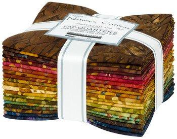 Nature's Canvas Fat Quarter Bundle (20 pcs)