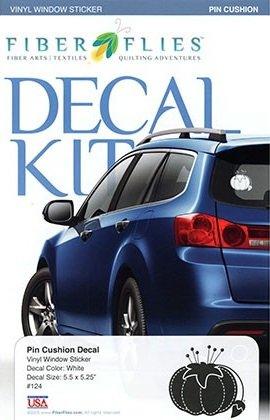 Decal Kit - Pincushion