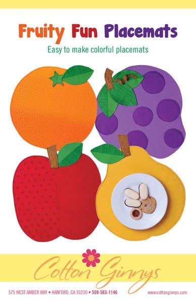 Fruity Fun Placemats