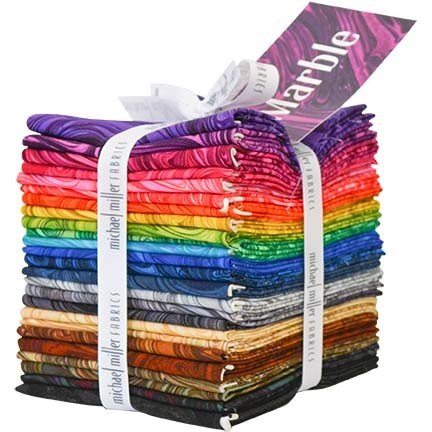Marble Fat Quarter Stack (25 pcs)