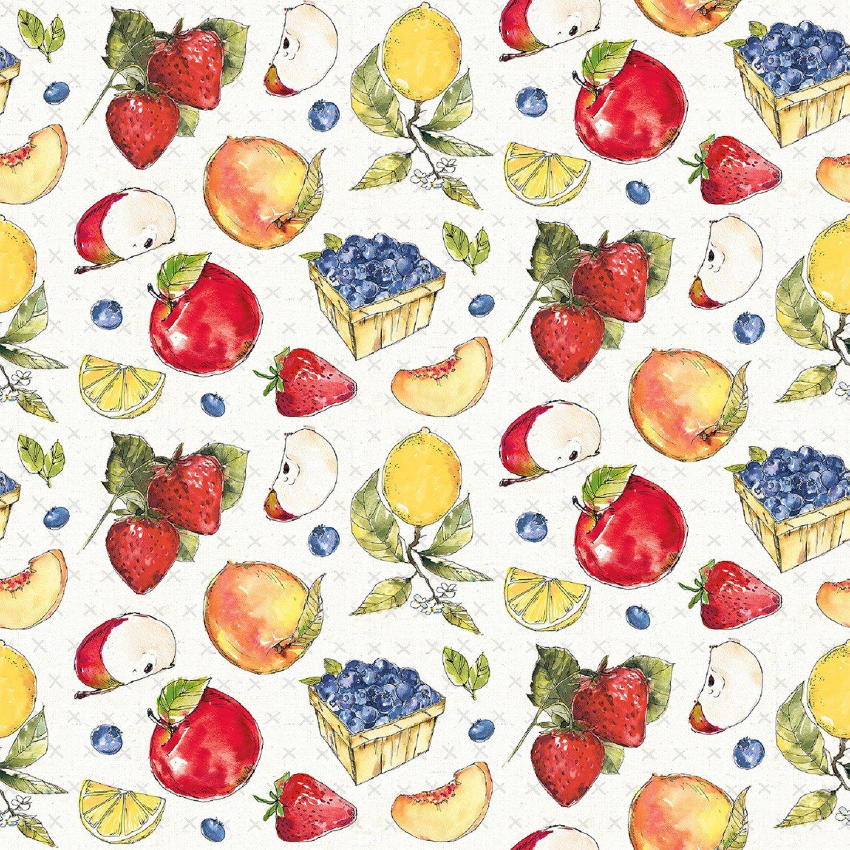 Fruit Stand - Allover Fruit