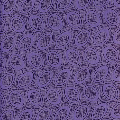Aboriginal Dot - Periwinkle