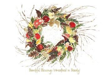 Holiday - Dried Wreath