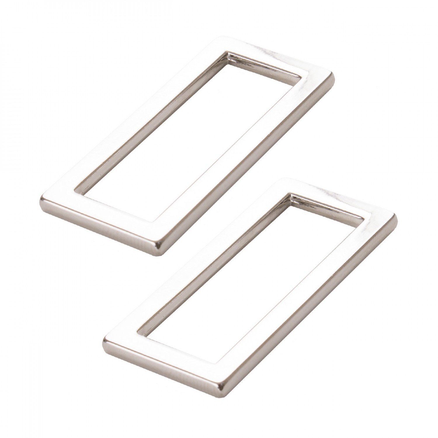 Annie's 1.5 Rectangle Ring - Flat (Set of 2)