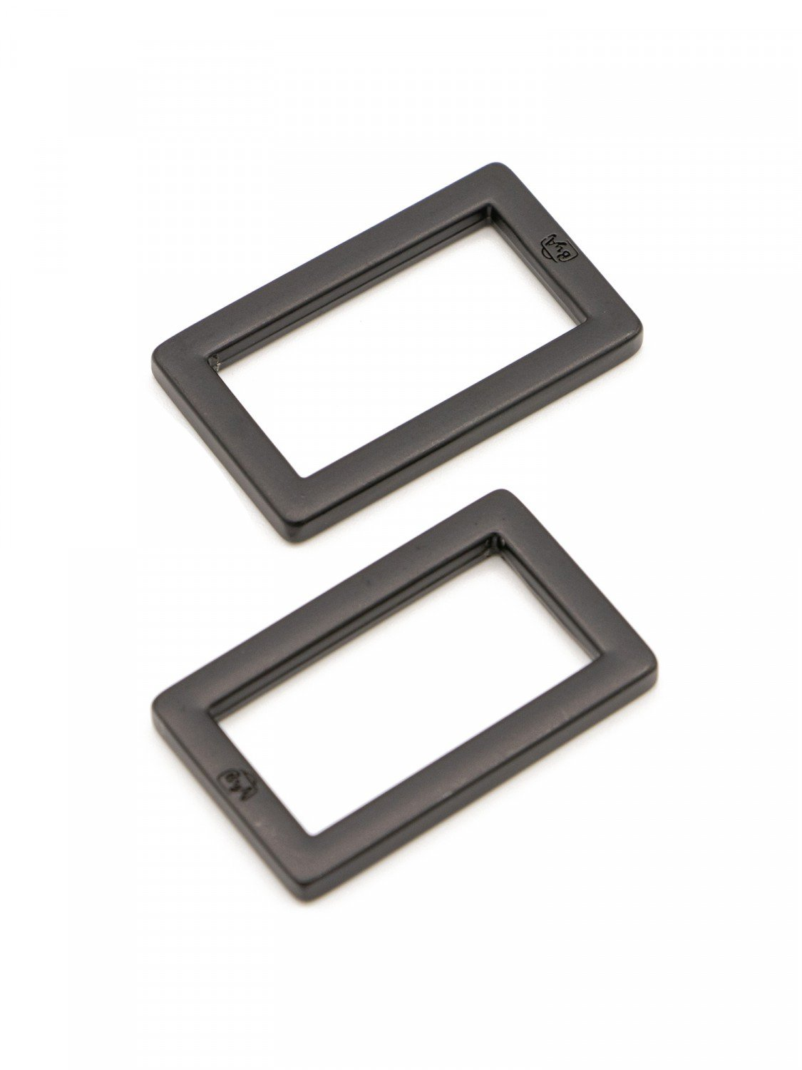 Annie's 1 Rectangle Ring - Flat (Set of 2)