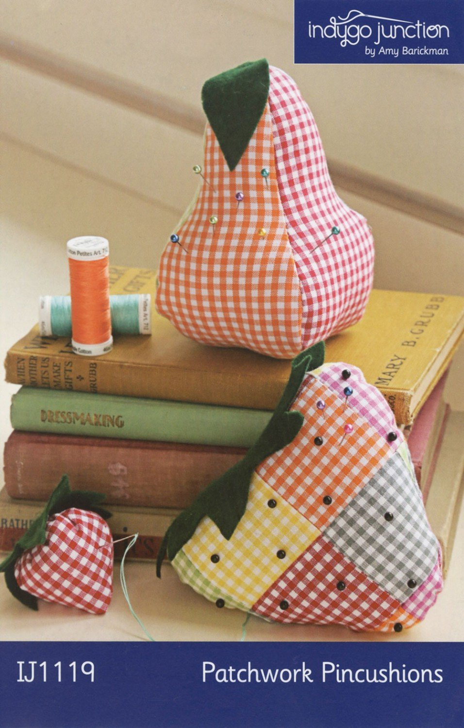 Patchworks Pincushions