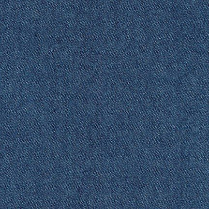 Indigo Denim 8 oz - Light Indigo Washed