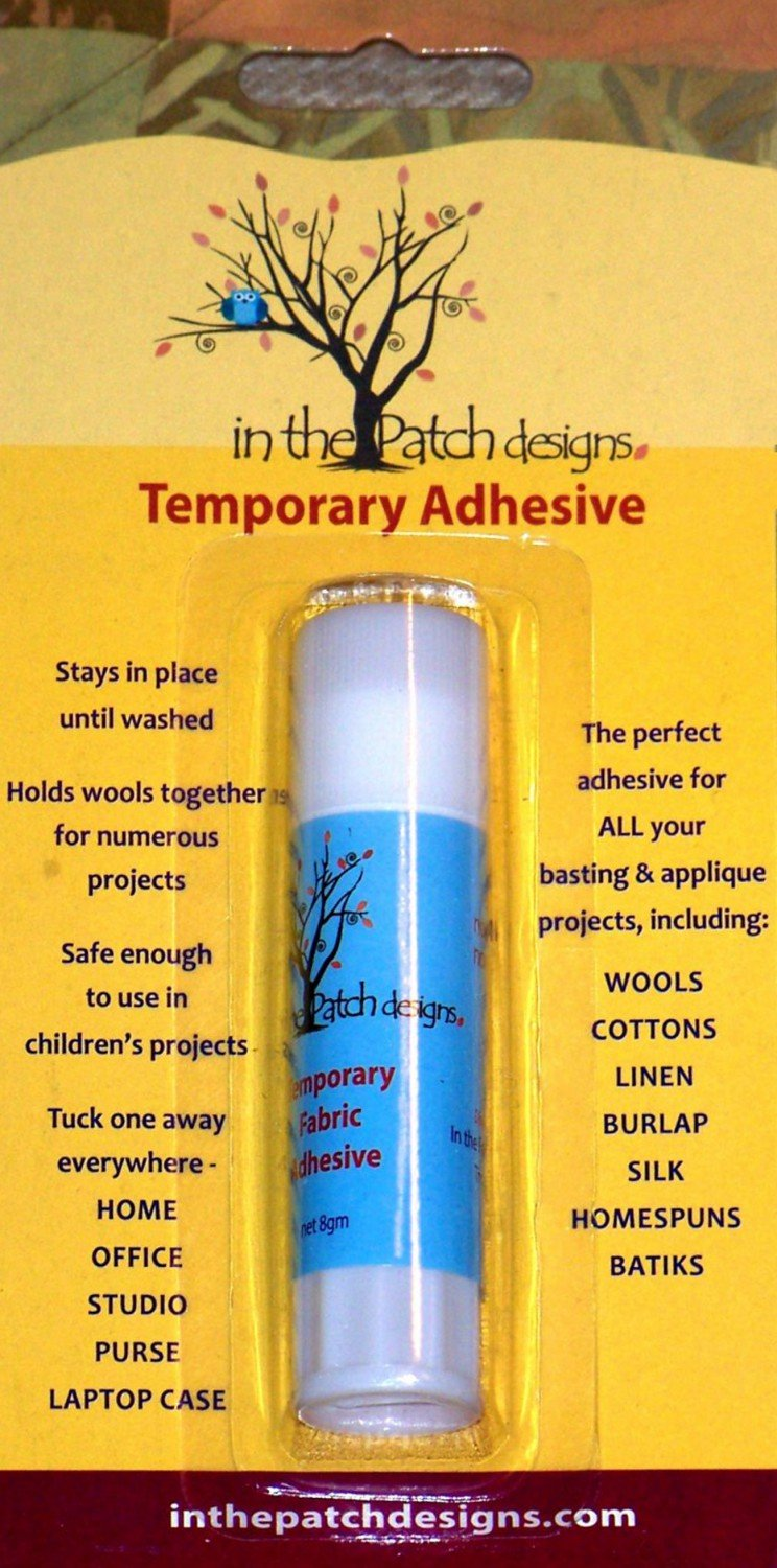 In the Patch Temporary Adhesive Stick