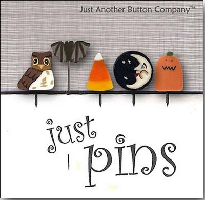 Just Pins - Halloween Pin Assortment