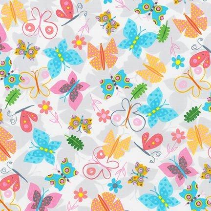 Jump Into Fun - Butterflies - Spring