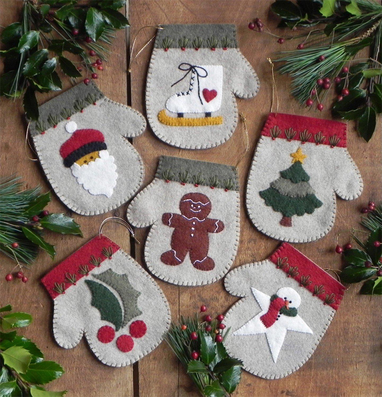 Warm Hands Ornament Kit